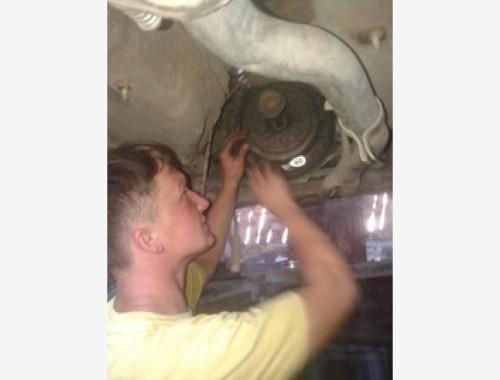 Республиканский конкурс бизнес проектов «Шаг в будущее» сделал возможным доступный ремонт авто